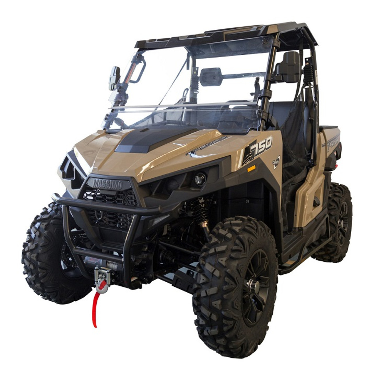 MASSIMO T-BOSS 750 UTV, 694.6CC FOUR STROKE SINGLE CYLINDER
