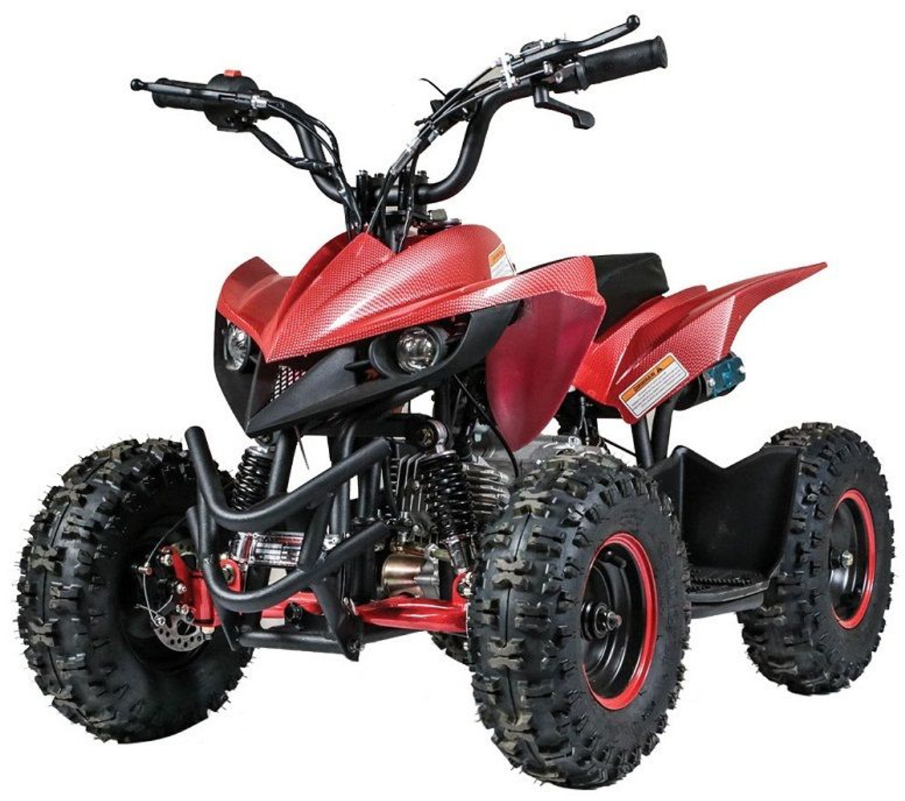 New Vitacci Mini Racer 60cc ATV, Single Cylinder, 4-Stroke, Air Cooled, Automatic, Electric Start