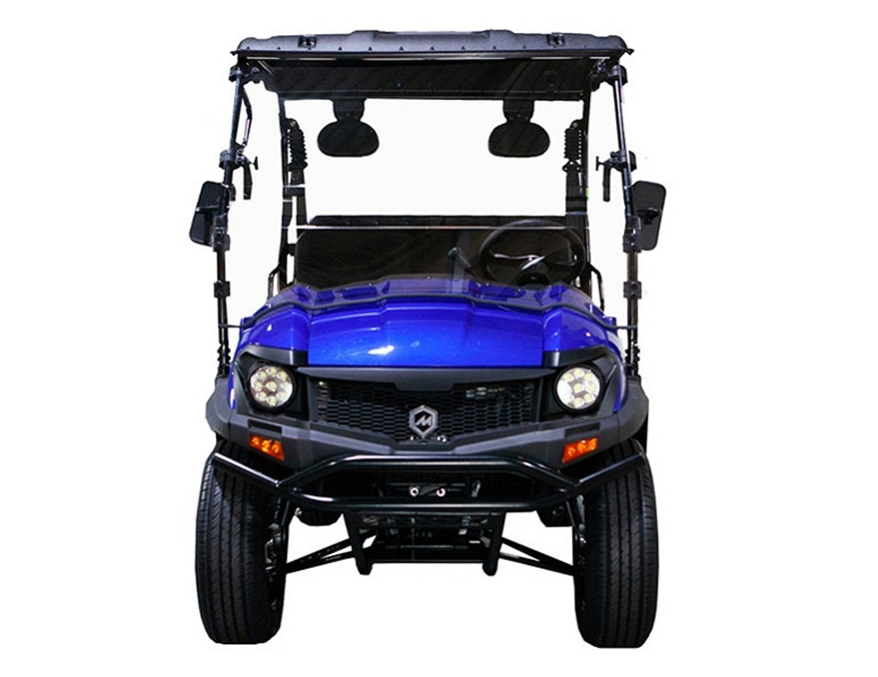 BLUE - MASSIMO BUCK 200X UTV, 177cc Four-Stroke, Single Cylinder - Fully Assembled and Tested