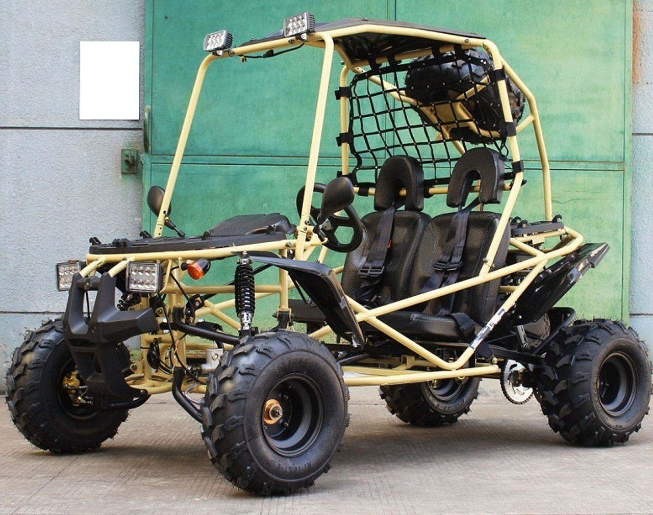 New Vitacci Pathfinder 200 GSX (DF200GSX) 196cc Go Kart, Single Cylinder, 4-Storke - Fully Assembled and Tested