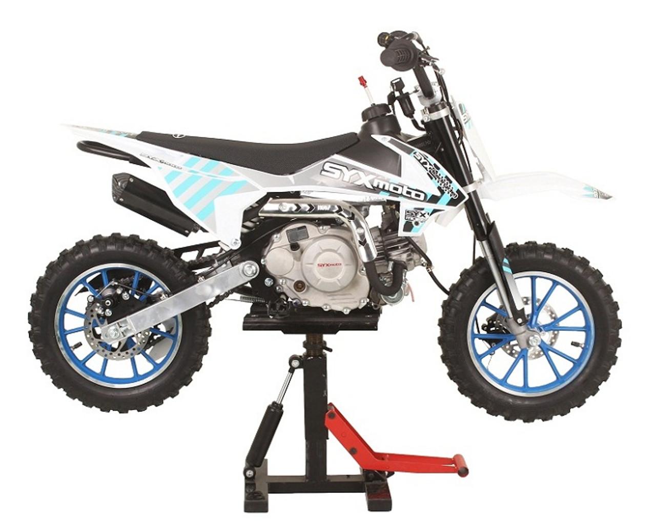 Ice Bear Tearoff (PAD60-1) 60cc Dirt Bike, Electric Starter, Fully Automatic