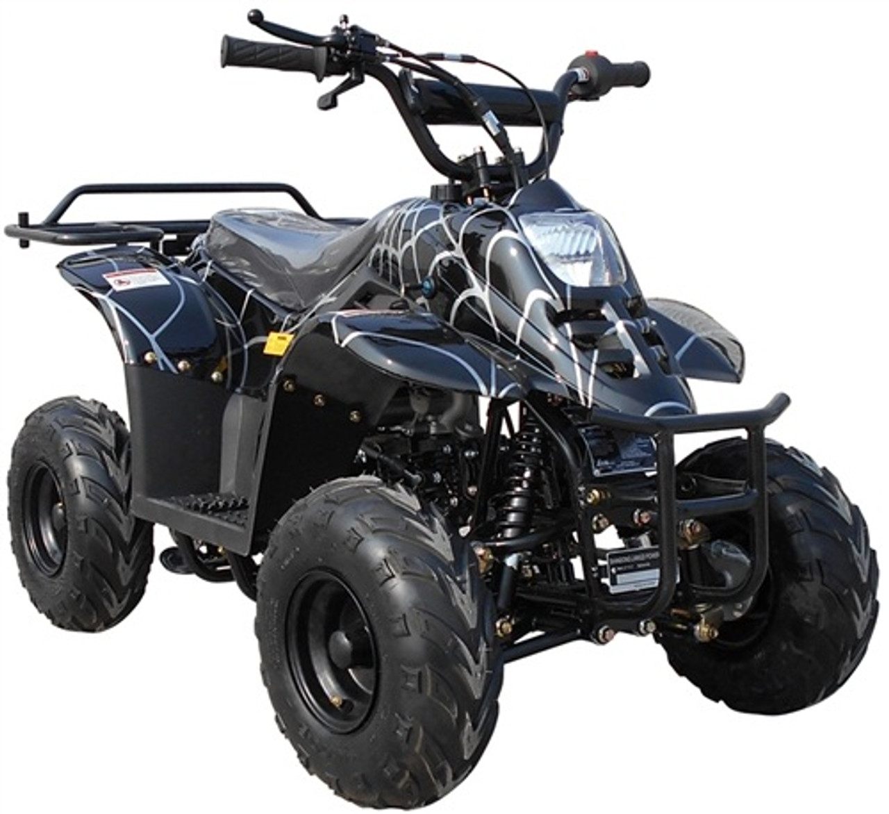 "ICE BEAR 110cc Youth ATV Automatic w/ Reverse Remote Control, 6"" Tires (PAH110-2), CARB APPROVED"
