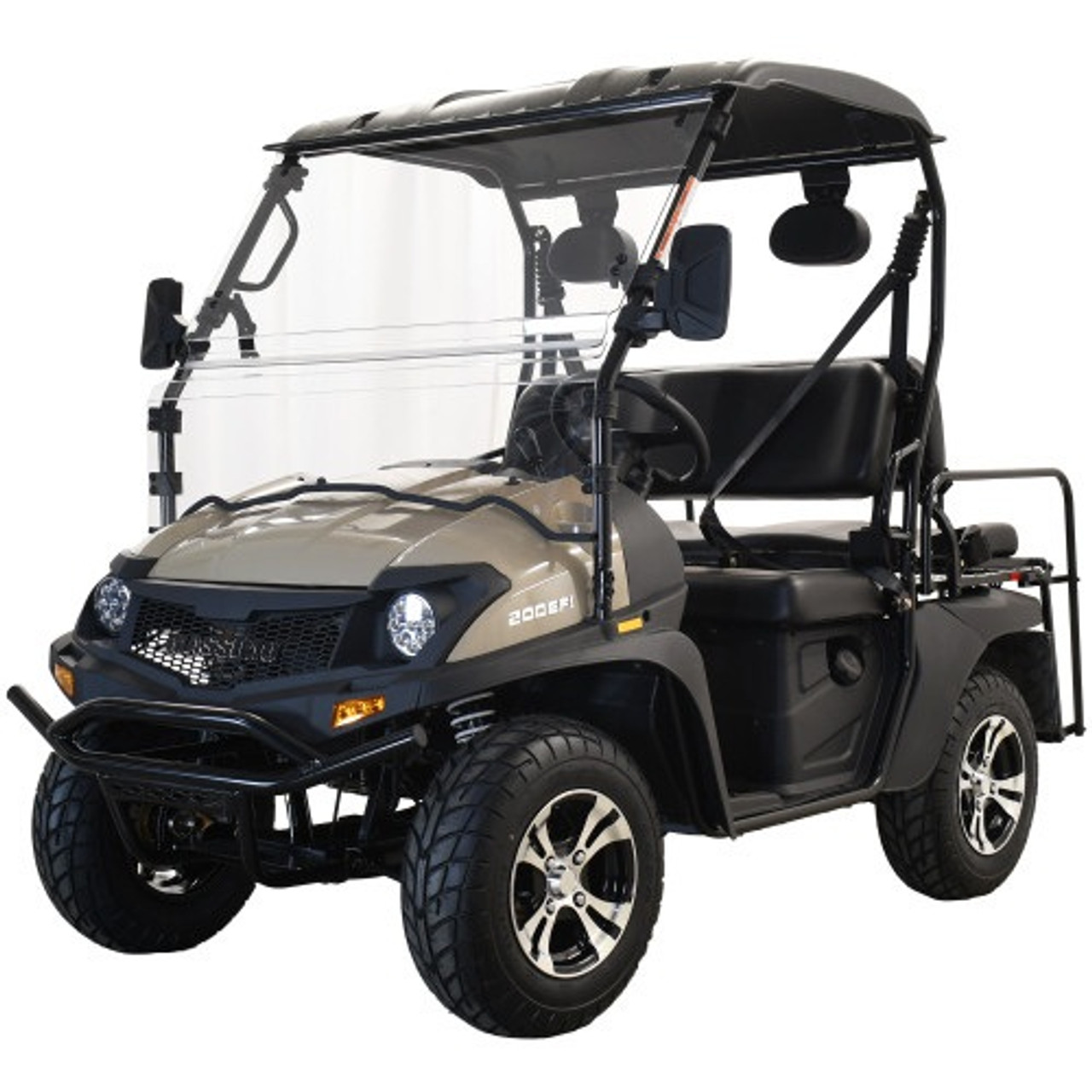 SAND - MASSIMO BUCK 200X UTV, 177cc Four-Stroke, Single Cylinder - Fully Assembled and Tested