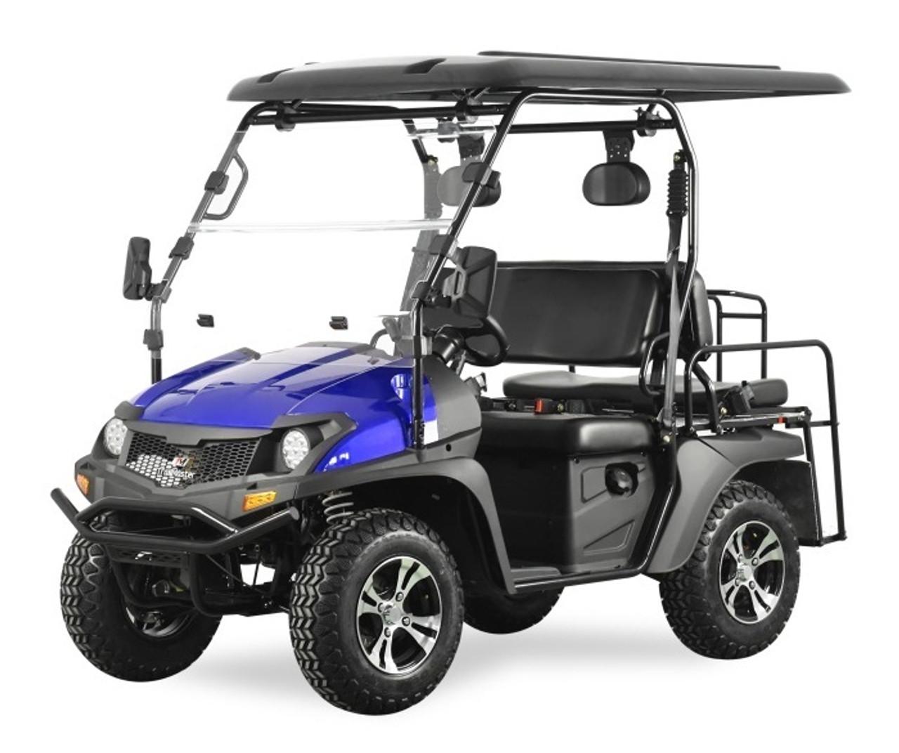 New Trailmaster Taurus 200GX UTV, 4-Stroke, Single Cylinder, Air and Oil Cooled