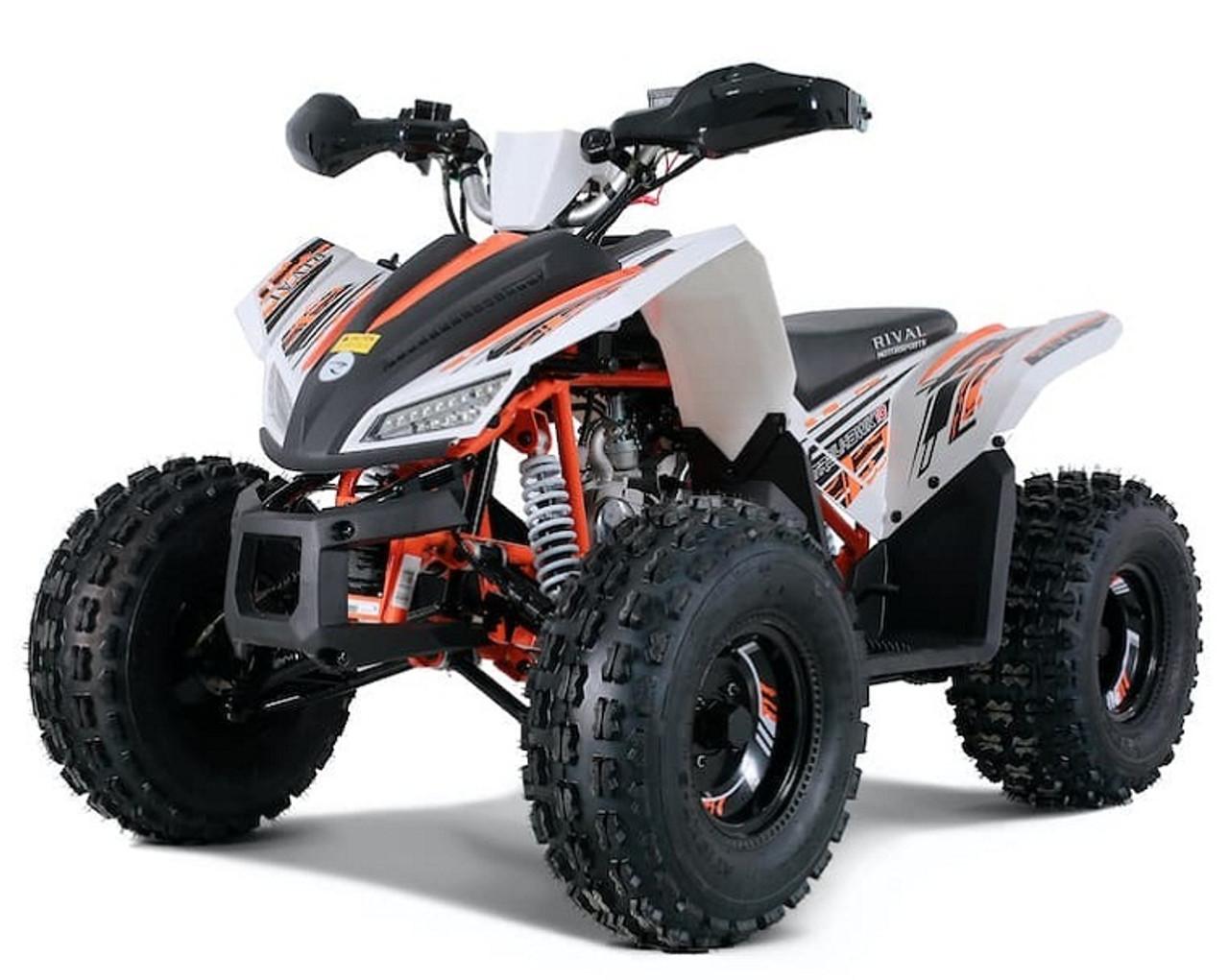 Rival Motor TRAILHAWK 10 ATV, 154FMI Automatic, Electric start