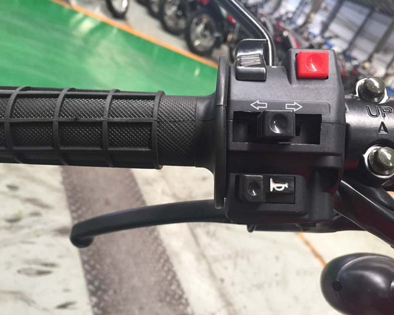 Roketa DB-41H 250cc 2020 Dirt Bike, Electric & Kick Start