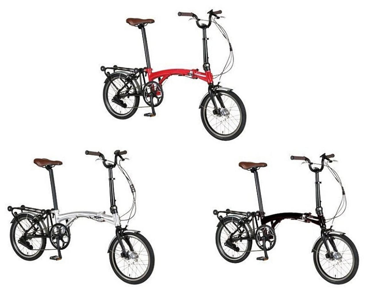 ROKETA ELECTRIC FOLDING BICYCLE