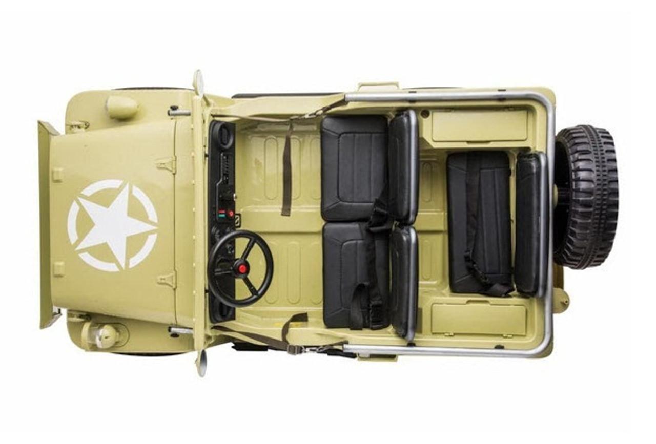 Vitacci JH-101 Electric Car Toys