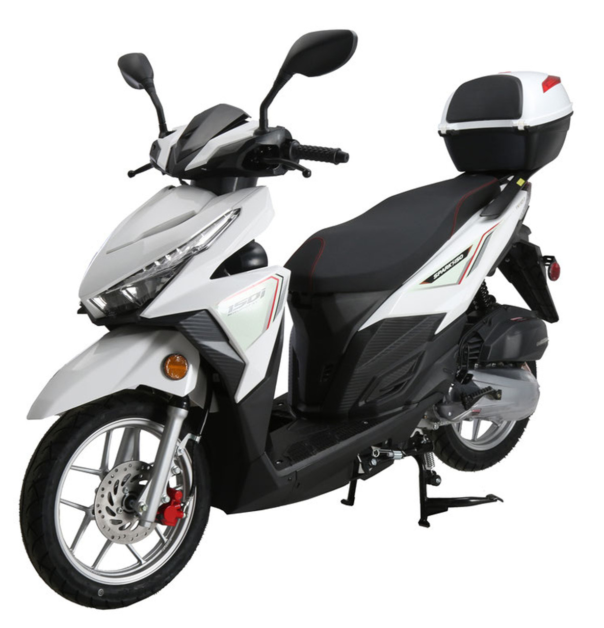 Vitacci SPARK 150cc Scooter, GY6 4-Stroke, Air Cooled- Fully Assembled and Tested