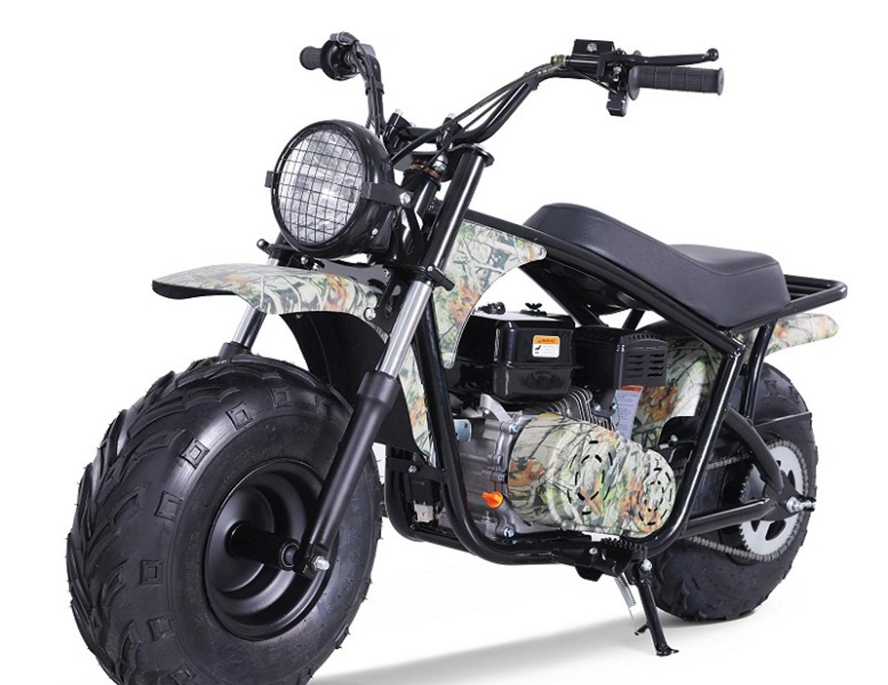 TaoTao DB200 196cc Dirt Bike, Automatic