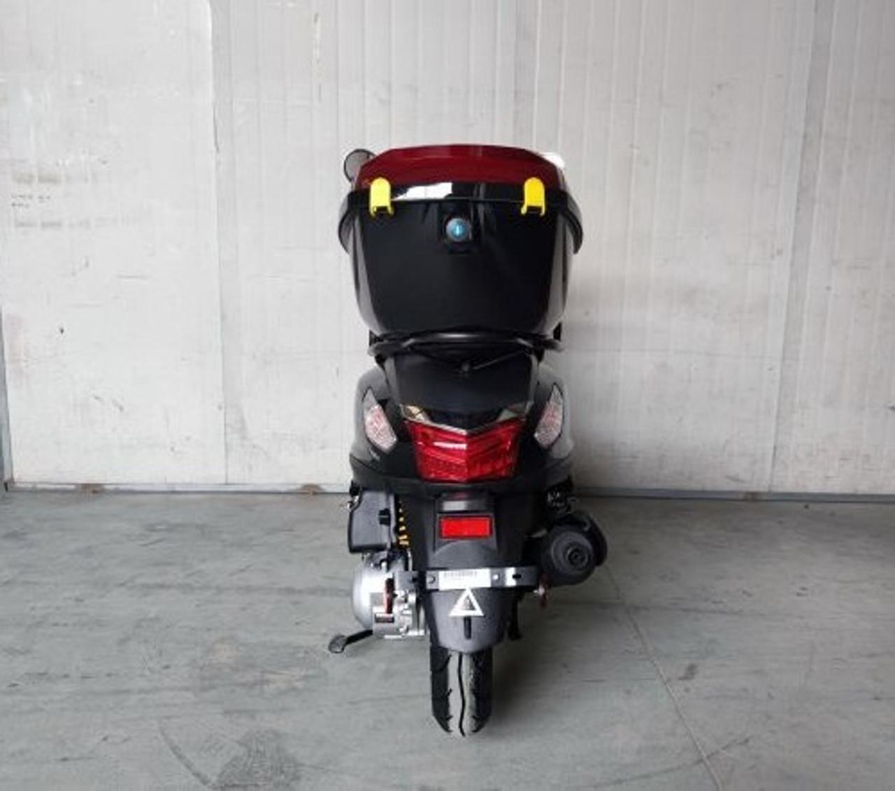 MC-172-150 (2021) Scooter, 4-Stroke Eletric / Kick Start