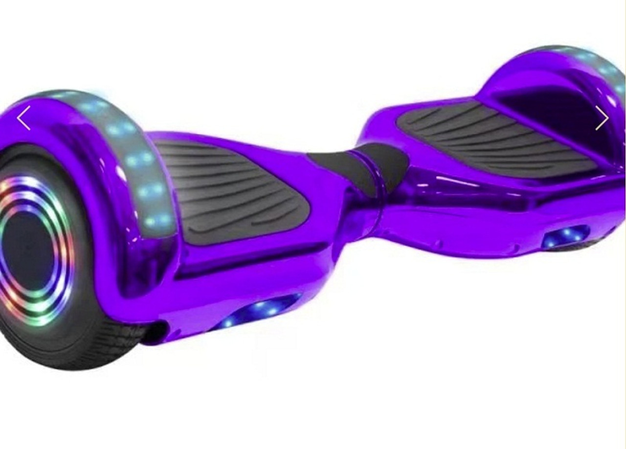 New Hoverboard Style # 1