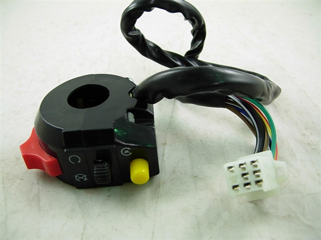 KILL /HEADLIGHT/ELECTRIC START SWITCH 10510-A29-6