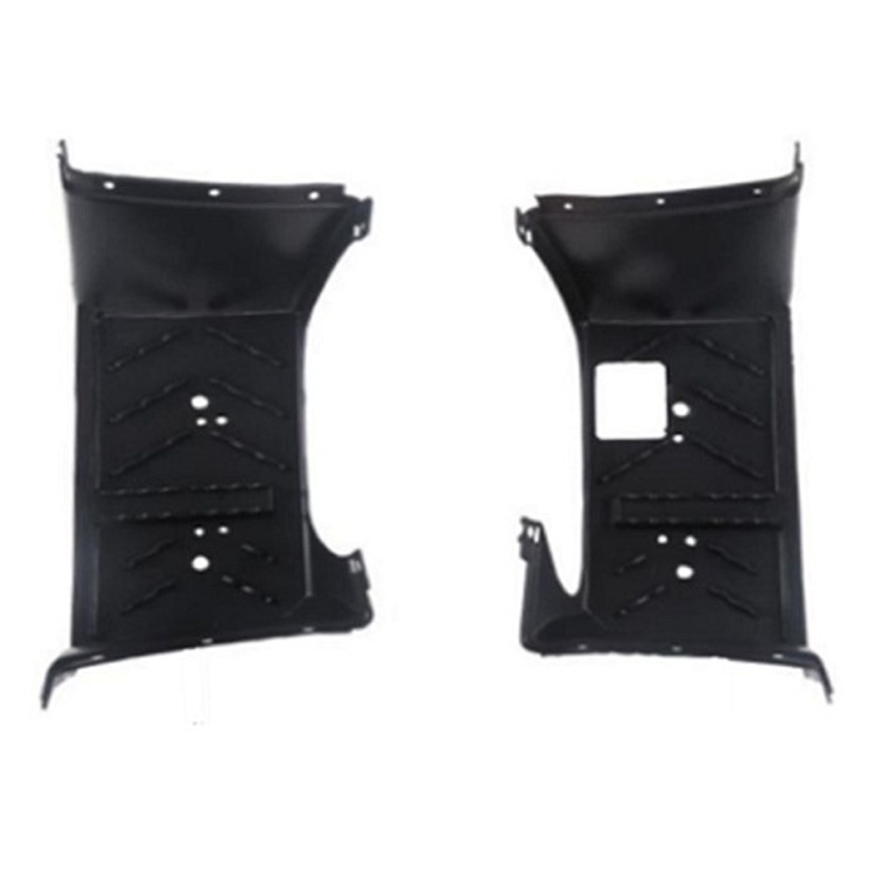 Left & Right Footrest (Pair) for BoulderB1 106466