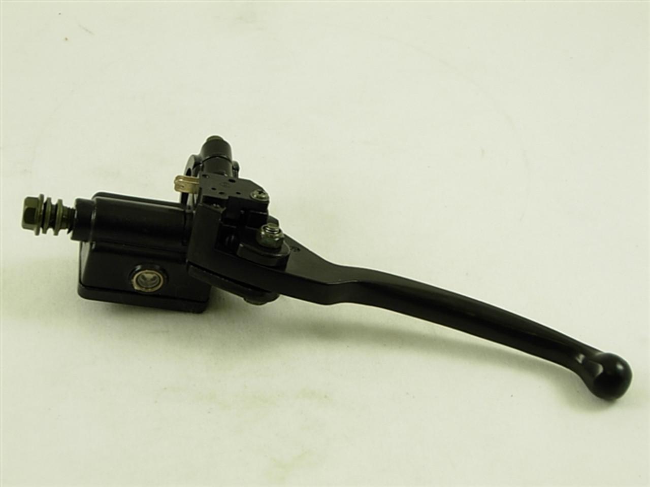 brake handle w/ master cylinder 10657-a37-9