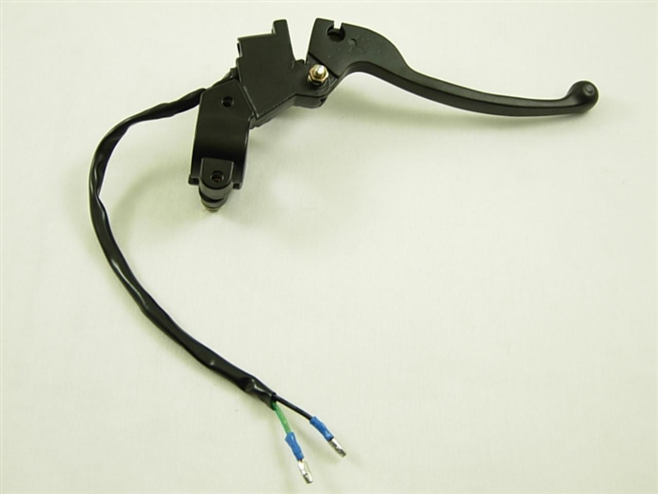 brake lever (left) 10692-a39-8