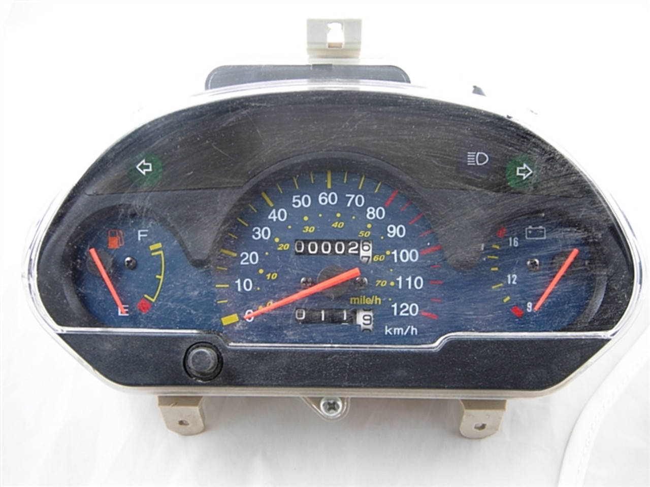 SPEEDOMETER /CLUSTER 11014-A57-6