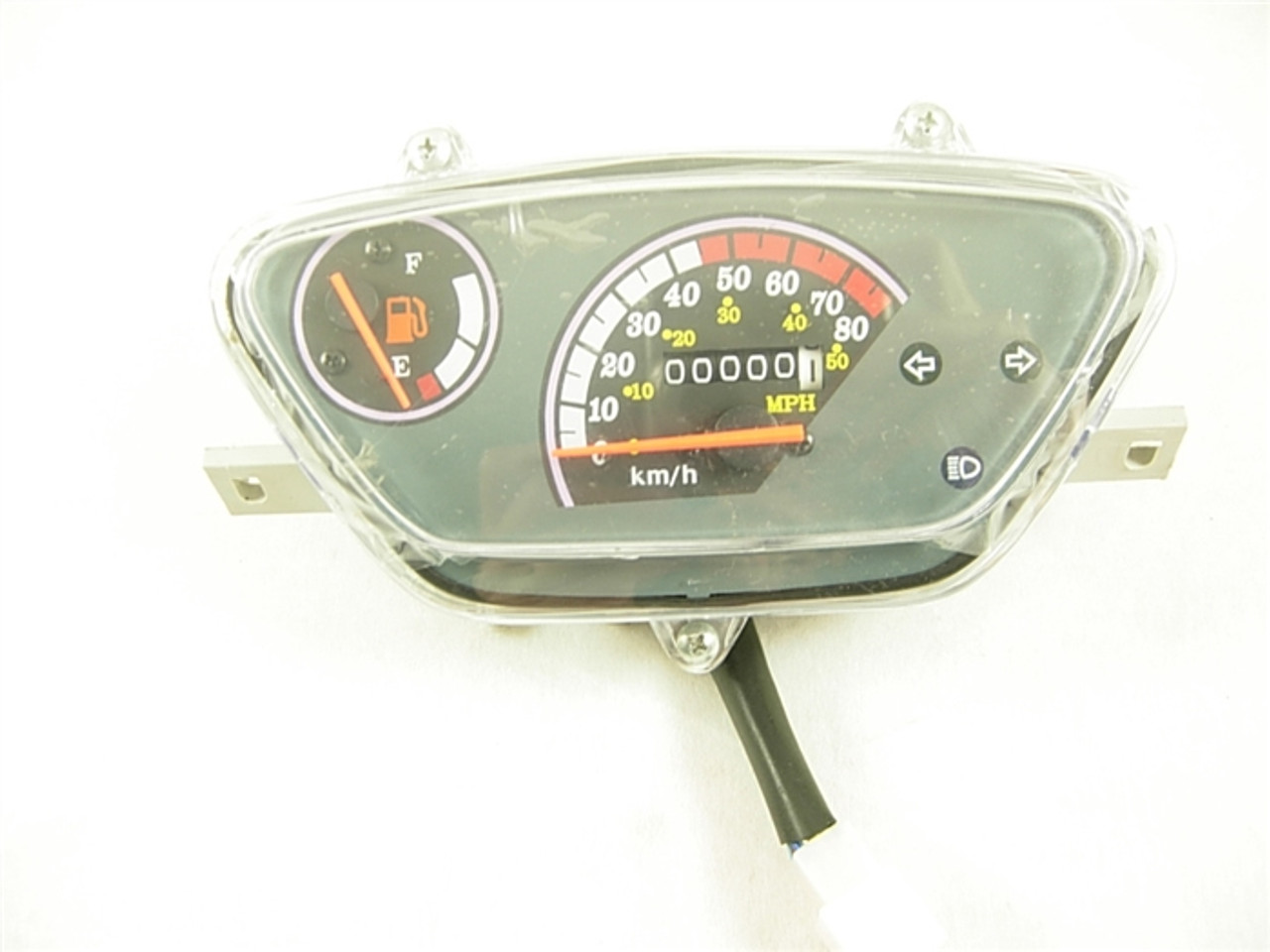 SPEEDOMETER /CLUSTER 11035-A58-9