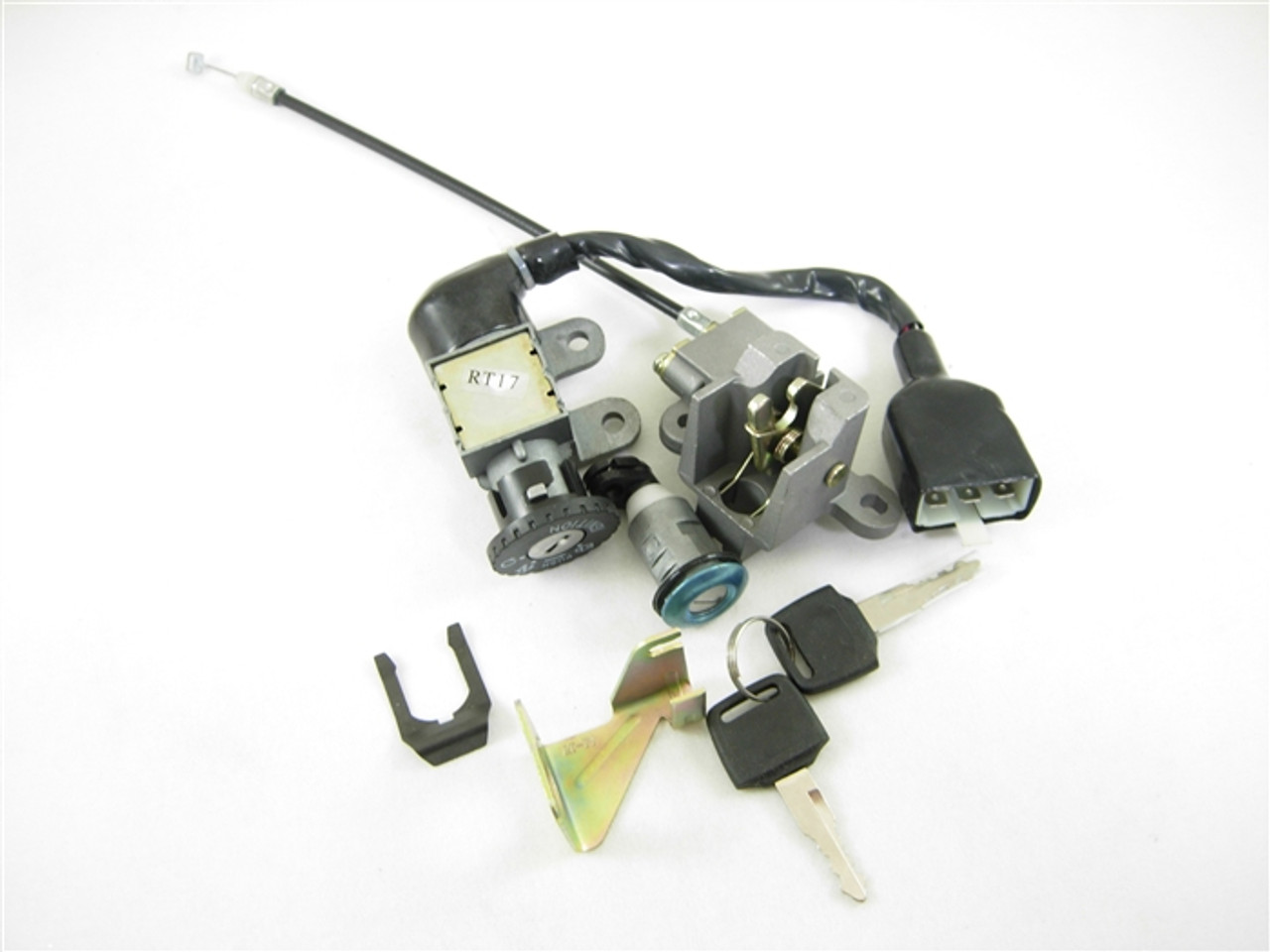 IGNITION /KEY SWITCH 11038-A58-12