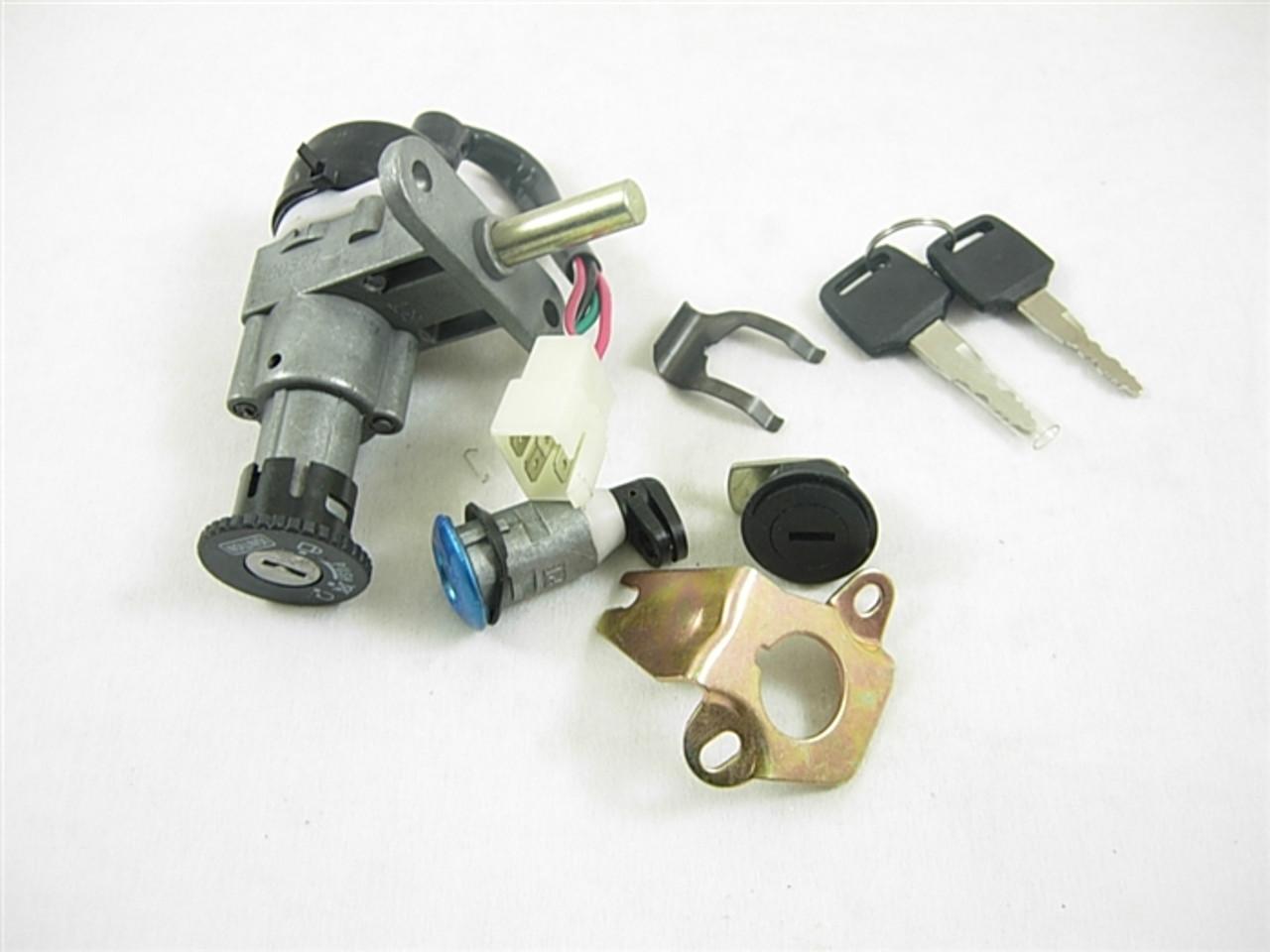 ignition switch/key 11050-a59-6