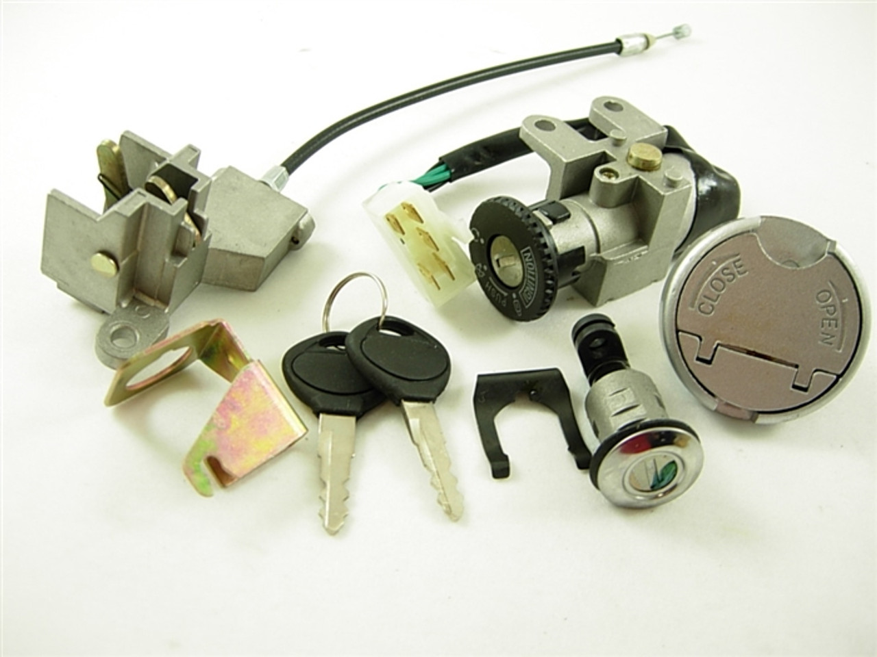 IGNITION /KEY SWITCH 11051-A59-7