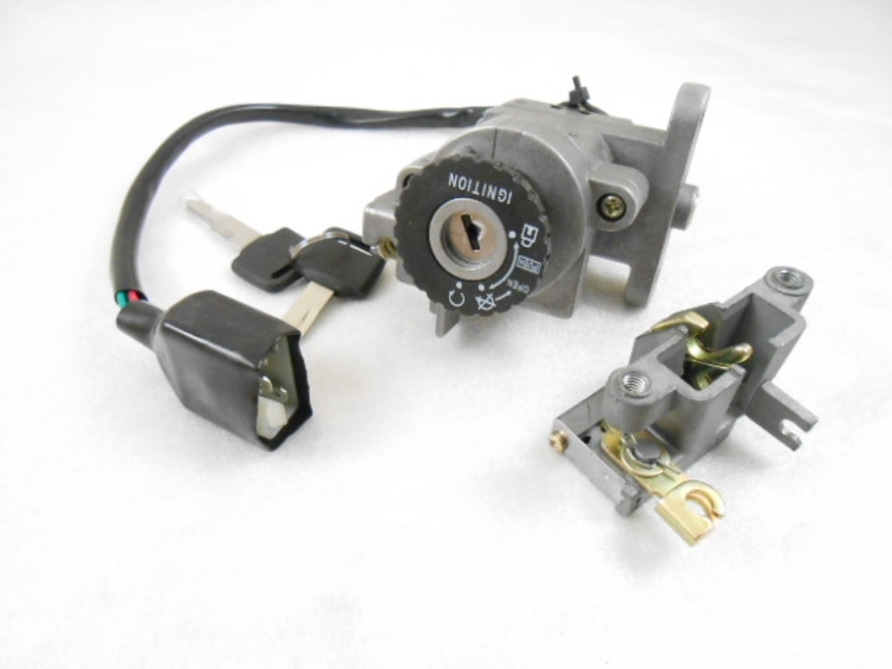 ignition switch/key 11052-a59-8