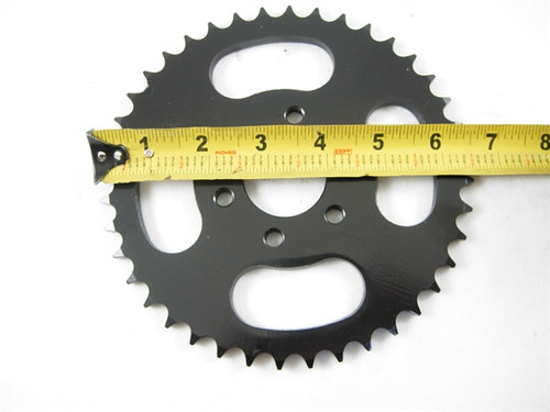 chain sprocket (rear) 13516-a196-6