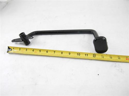 foot brake peg 13709-a207-1