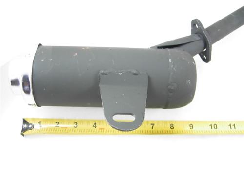muffler /exhaust 20638-b43-8