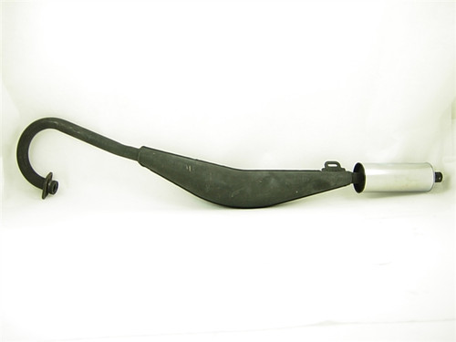muffler /exhaust 20677-b46-2