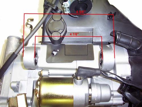engine (150 cc long case ) 90005-x1-5