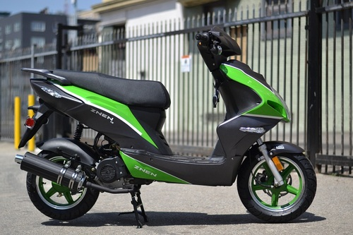 Amigo Znen 2017 ZN150T-32A (F35-150) 149cc Street Legal Scooter