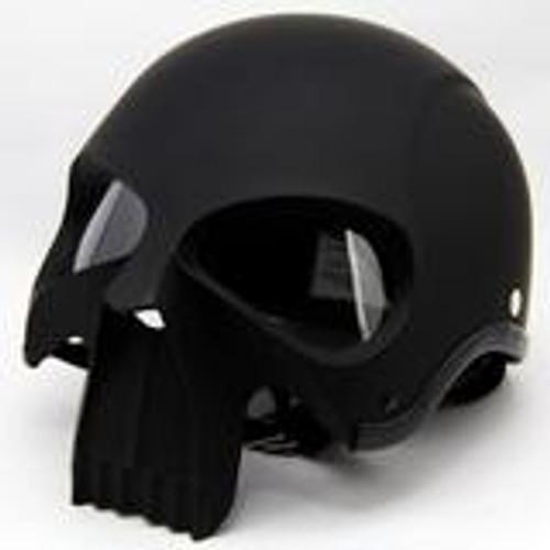 Amz Ghost Rider Skull Helmet