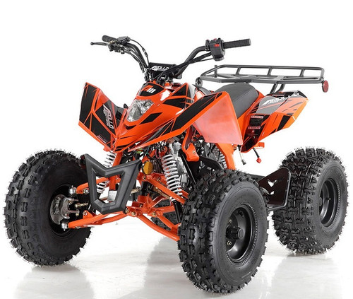 Apollo Sniper 125cc ATV, single cylinder, air cooled, 4 stroke 1speed+reverse