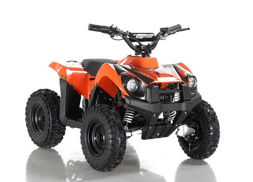 NEW Apollo VOLT 500 Watt Motor Electric ATV