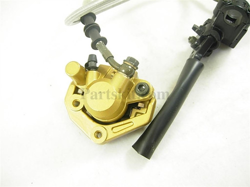 ATD-125A BRAKE ASSEMBLY/assy