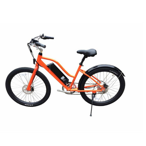 Bintelli B1 Electric Bicycle, Stylish Beach Cruiser