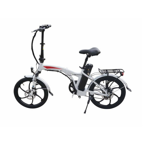 Bintelli F1 Folding Electric Bicycle, 250 Watt Motor