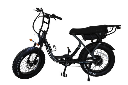 Bintelli Fusion - Electric Bicycle Electric Scooter Hybrid Bike