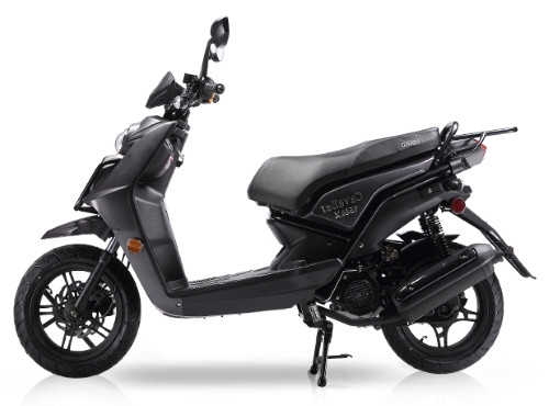 BMS CAVALIER 150 LX, 149CC 4 Stroke With 8.5 HP, 7000 RPM, Air Cooled