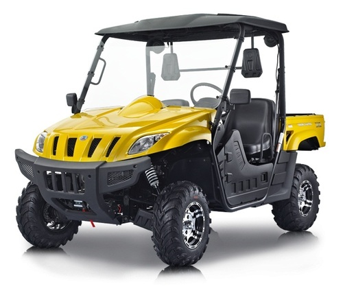 BMS Ranch Pony 500cc Utility, Vehicle with Automatic Transmission, w/Reverse, 4x4 Shaft Drive