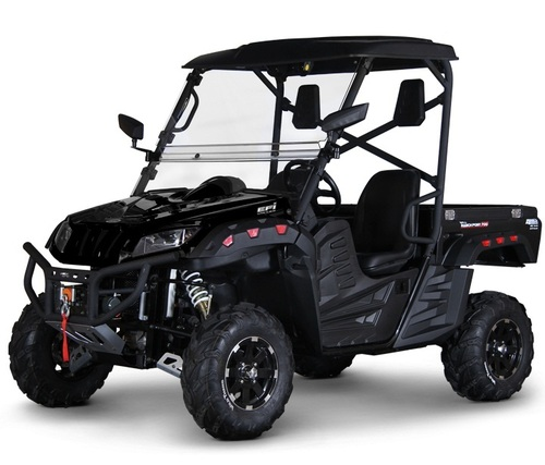 BMS Ranch Pony 700cc EFI 2-SEATER UTV, Vehicle with Automatic,Transmission w/Reverse