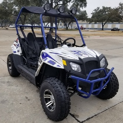 Fully Loaded 2018 Cazador Upgraded Deluxe 170cc Mid Kids Or Adults UTV Side X Side New utv 170cc automatic with reverse