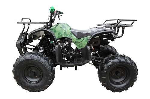 Coolster Kodiak-hd125 semi-auto atv mid size