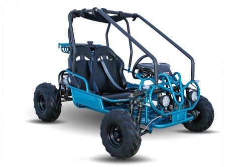 KandiUSA 125cc Kids Go Kart with Automatic Transmission w/Reverse!