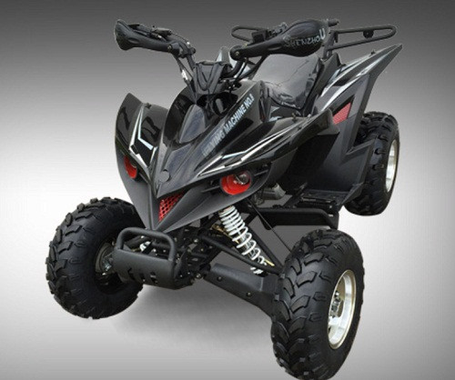 KANDI OFF-ROAD 4-STROKE ALL-TERRAIN VEHICLE, MDL 200ASG-1