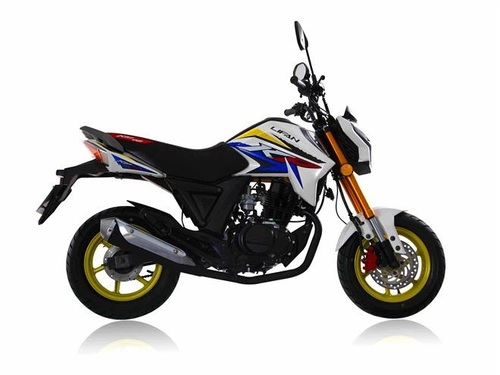 LIFAN KP MINI 150 (LF150-5U) 149cc Air-Cooled Single Cylinder Four-Stroke