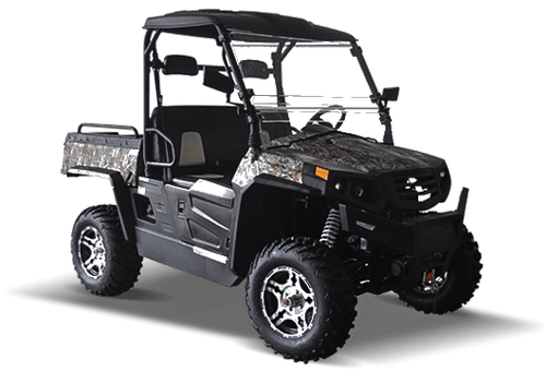 MASSIMO BUCK 400 UTV, 391cc Electric, High Output Single