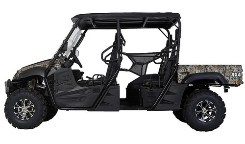 MASSIMO MSU 700-5 UTV, EFI One Cylinder, Four Stroke, Water-Cooled