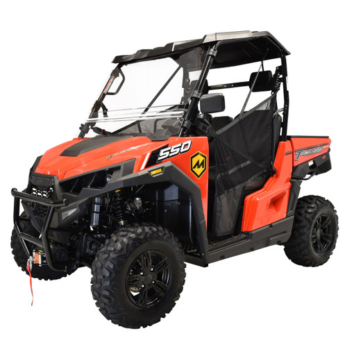 MASSIMO T-BOSS 550 UTV, 493cc Four-Stroke, Single Cylinder